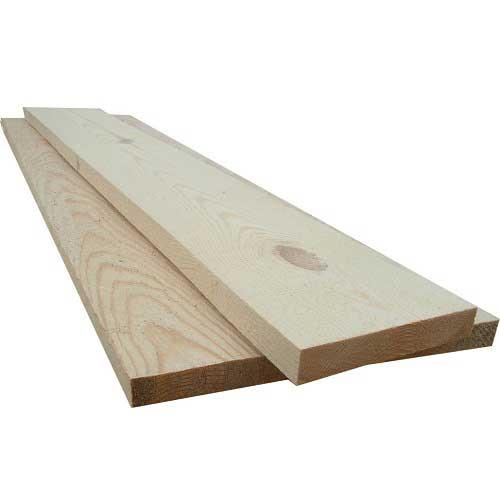 Доска обрезная 25х100-150-200х3,0-6,0 м., 1 сорт